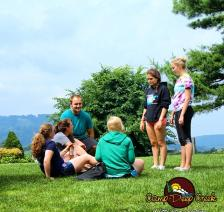 Church groups and youth groups are welcome at Camp Deep Creek